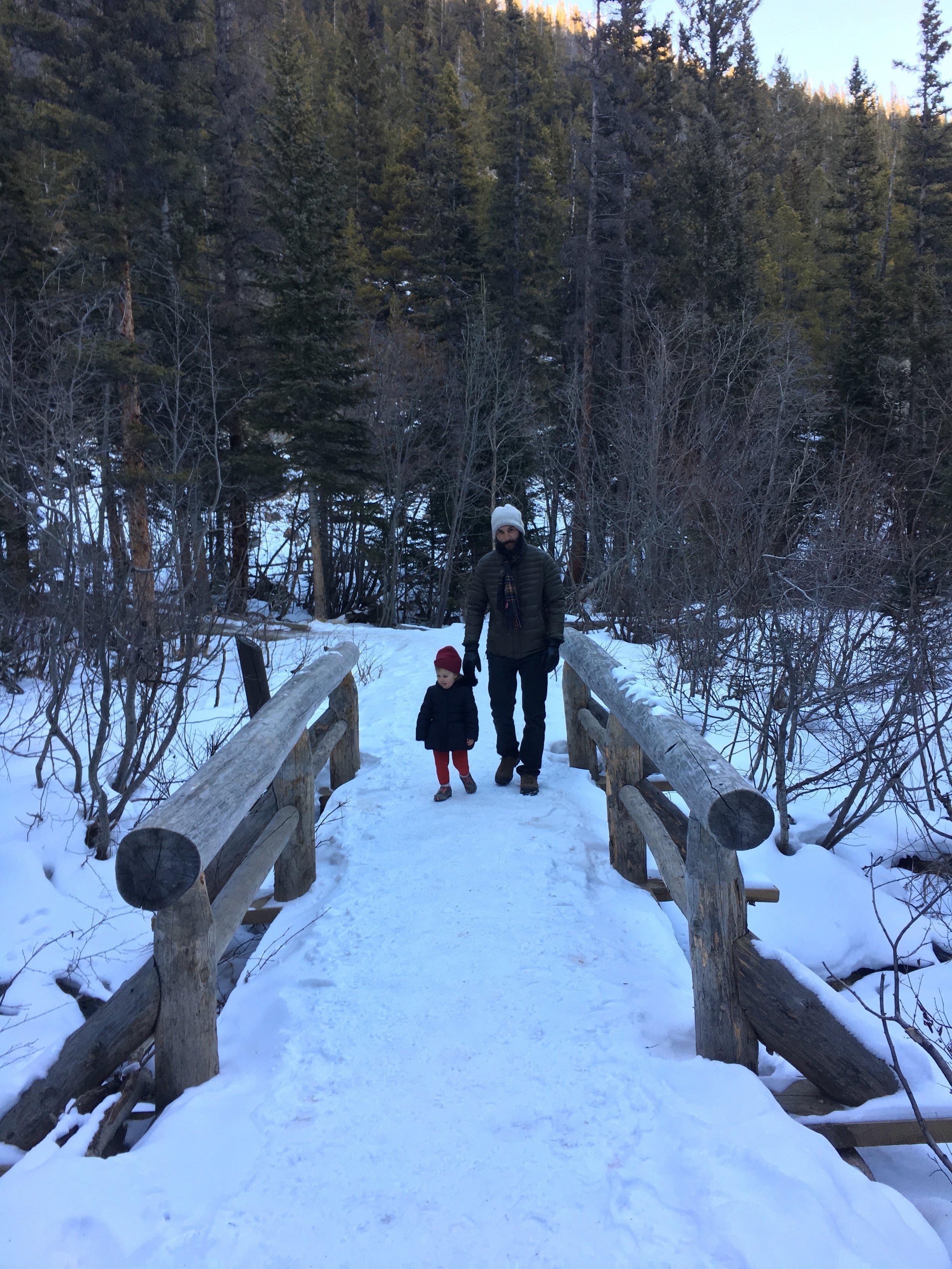 Hurd & Honey, Bear Lake, CO