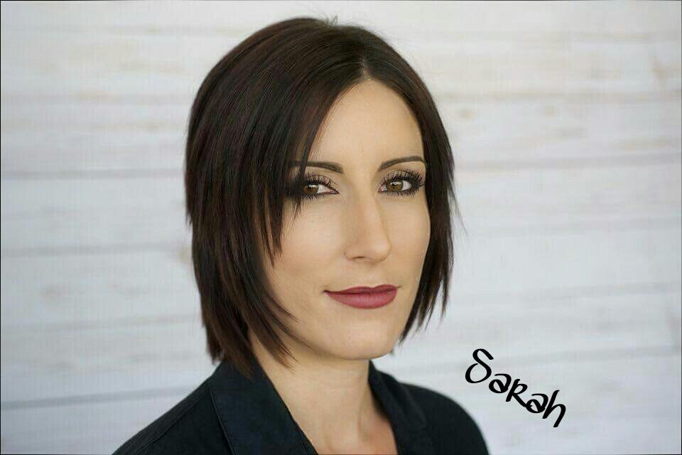 Stylist Sarah Embrey