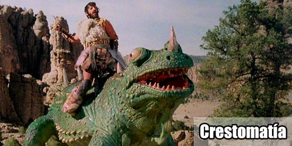 Clarísimo ejemplo de la creatividad prehistórica en todo su esplendor.