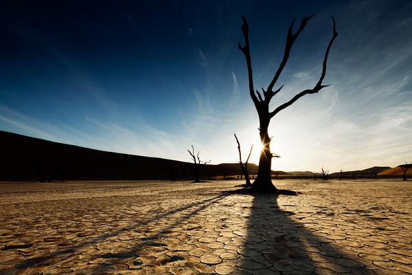 Природне освітлення, захід сонця