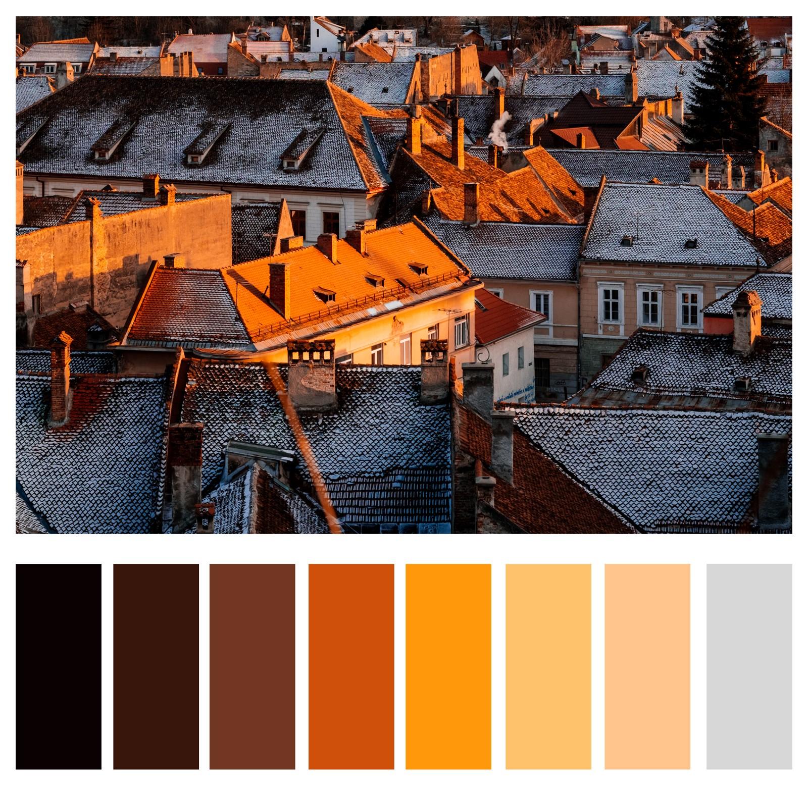 1б.Сильні вторинні кольори часто додають цікавостіі можуть легко стати предметом інтересу самостійно.