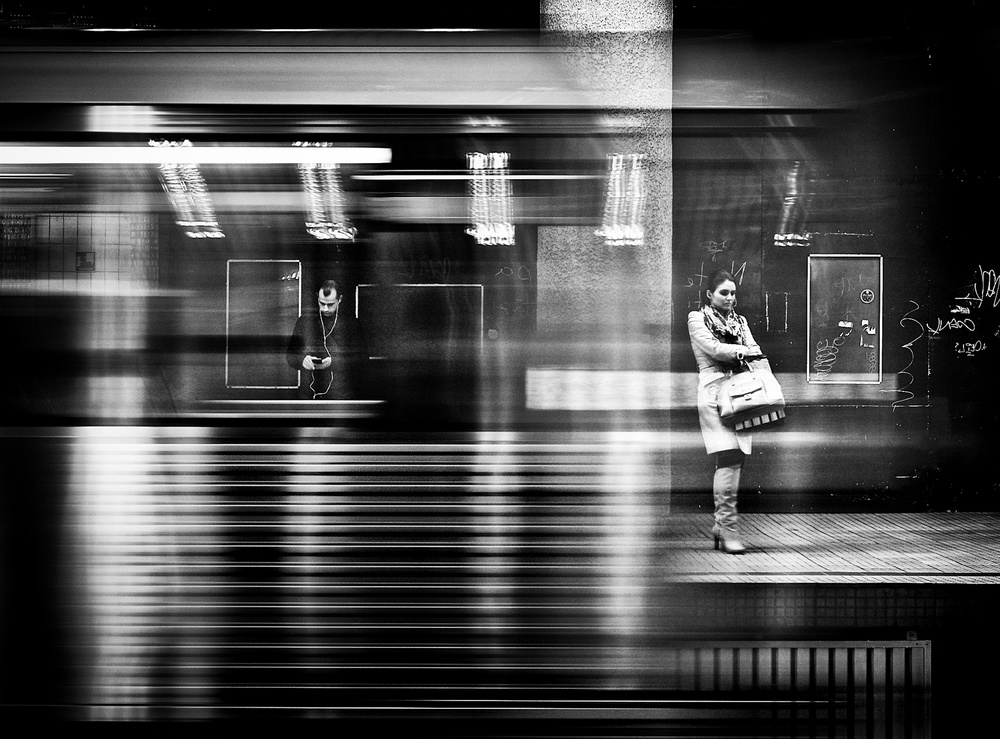 """Together But Apart"" Mirela Momanu"