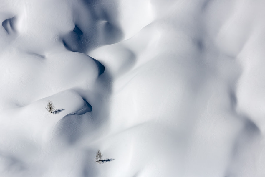 Fresh Powder  by  Jure Batagelj  on  500px.com
