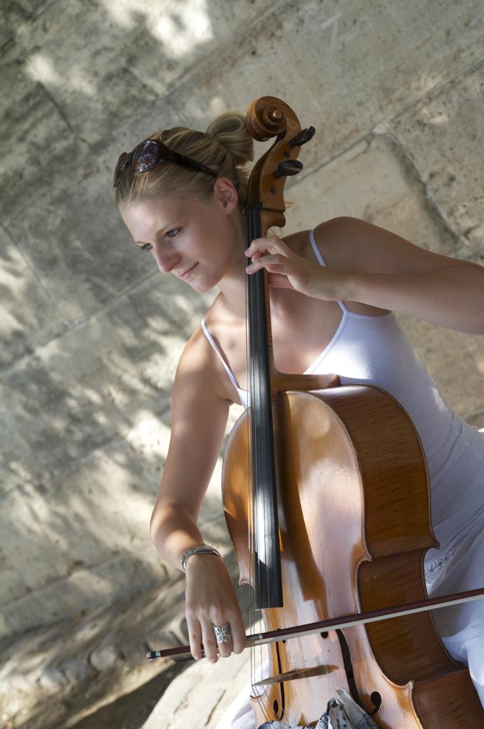Maude Ferey / Violoncelliste