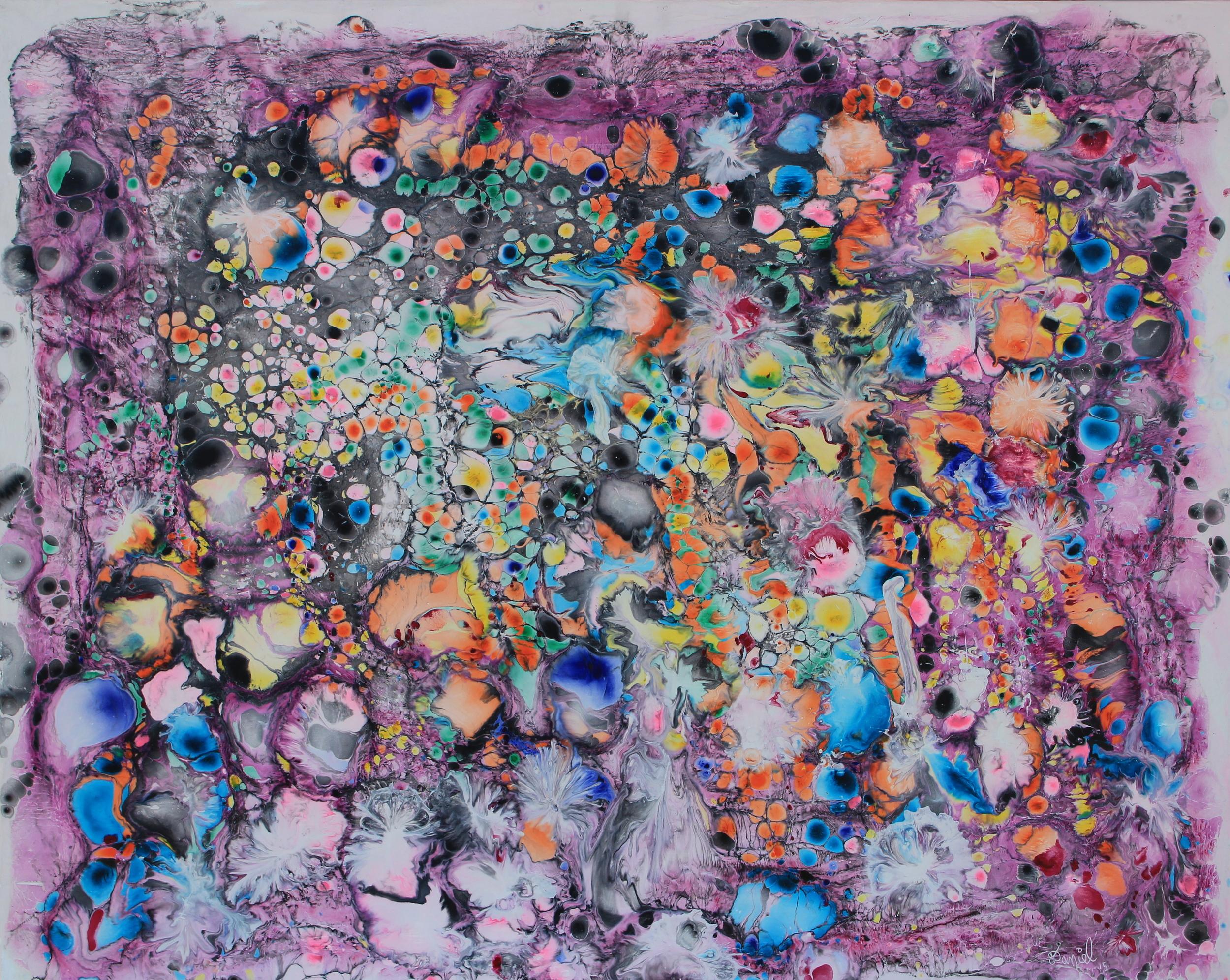 Multi-Dimensional Painting