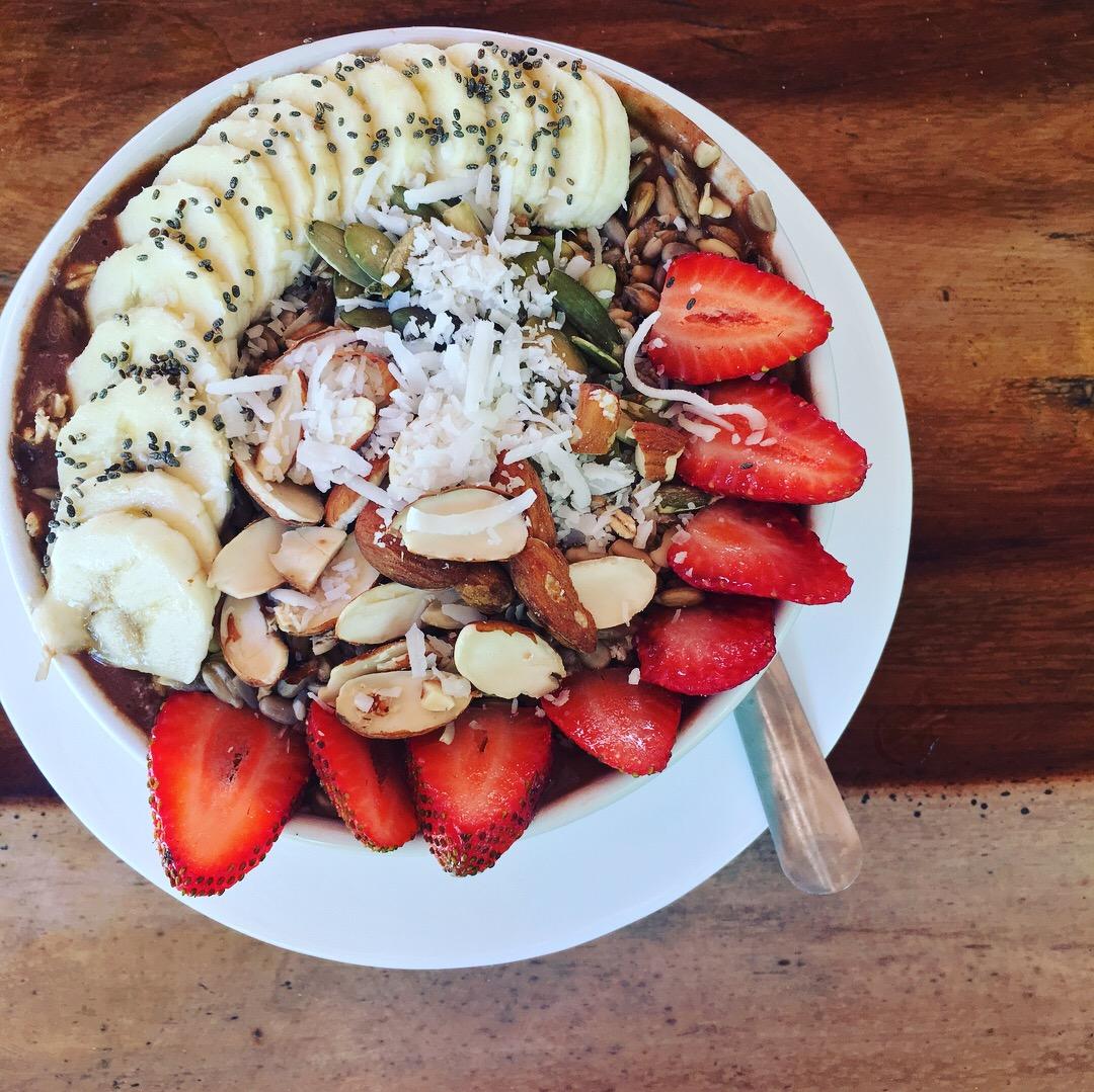 Chocolate Dream bowl from RawLove