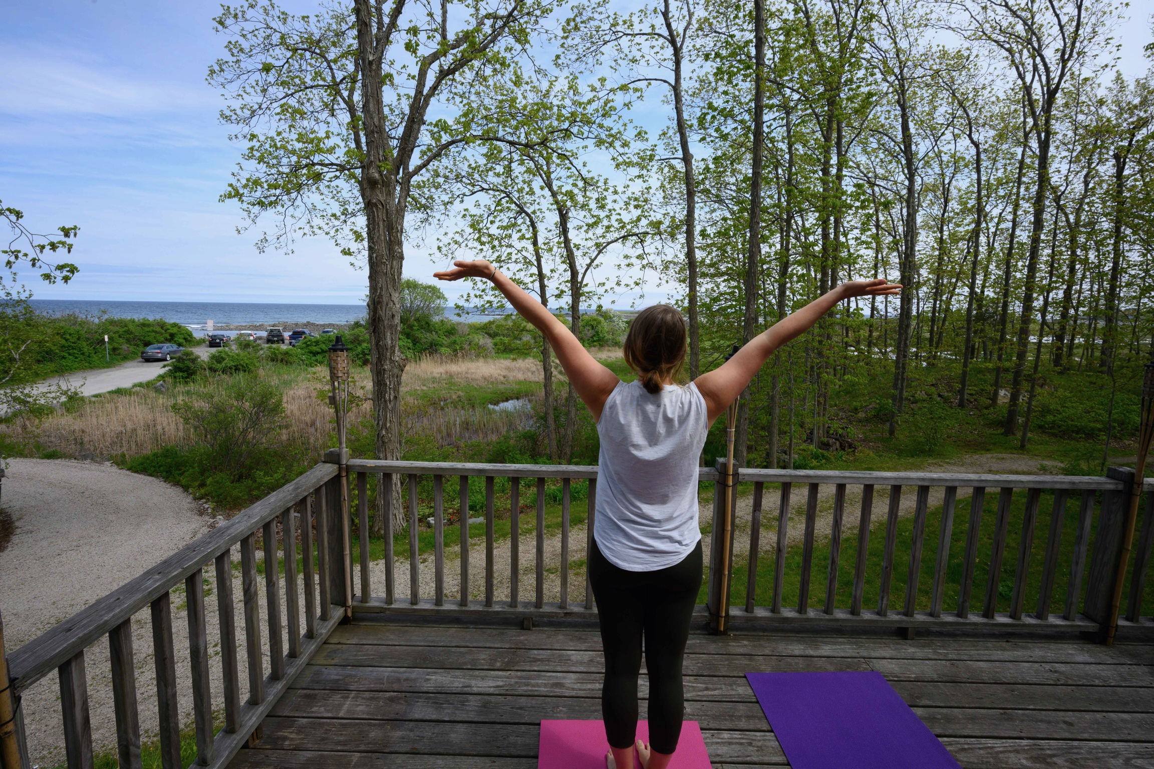 My next retreat will be in Maine - will you join me?