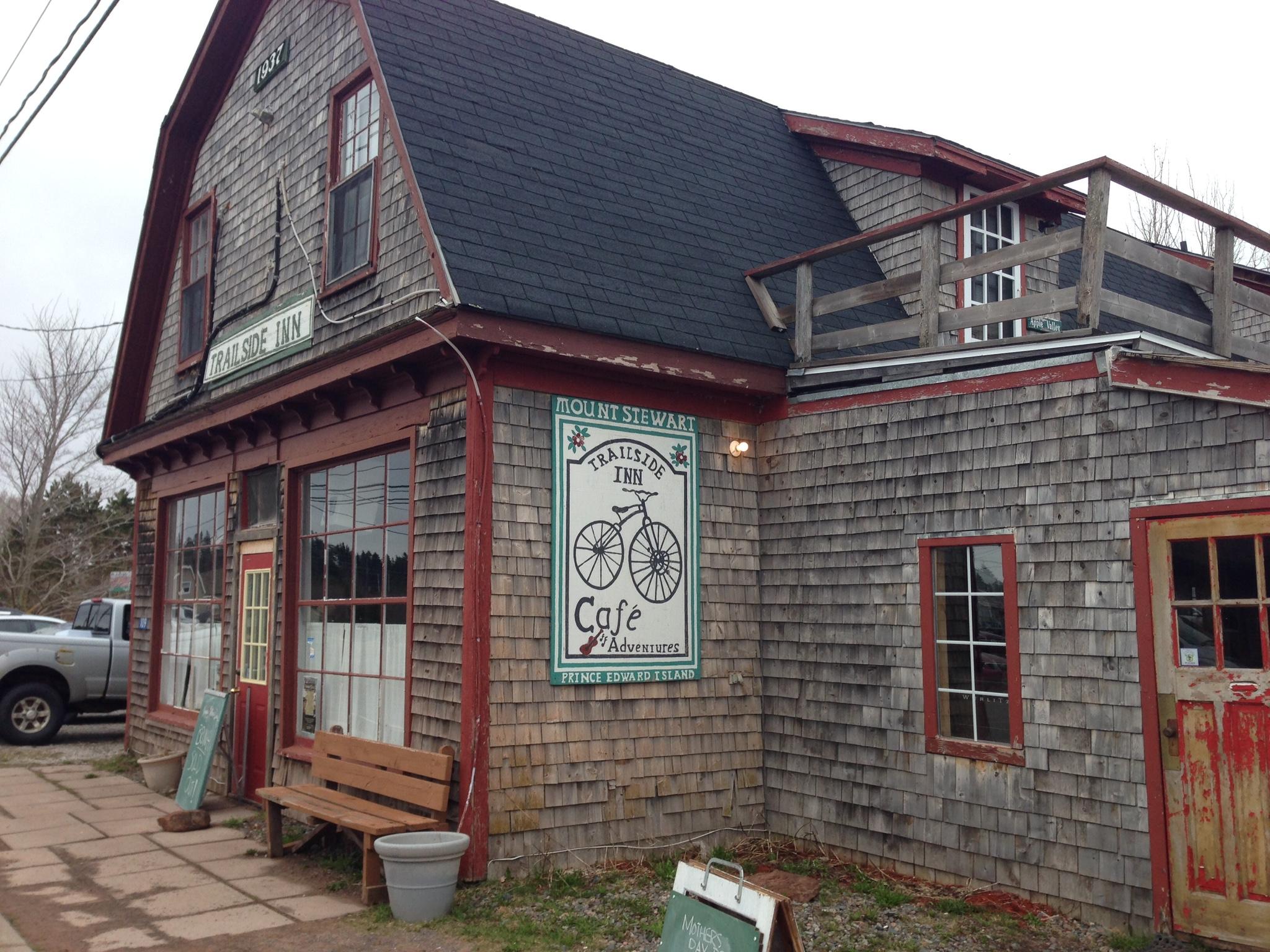 The Trailside Inn... For all your Mother's Day BrunchBluegrass/Gospel needs