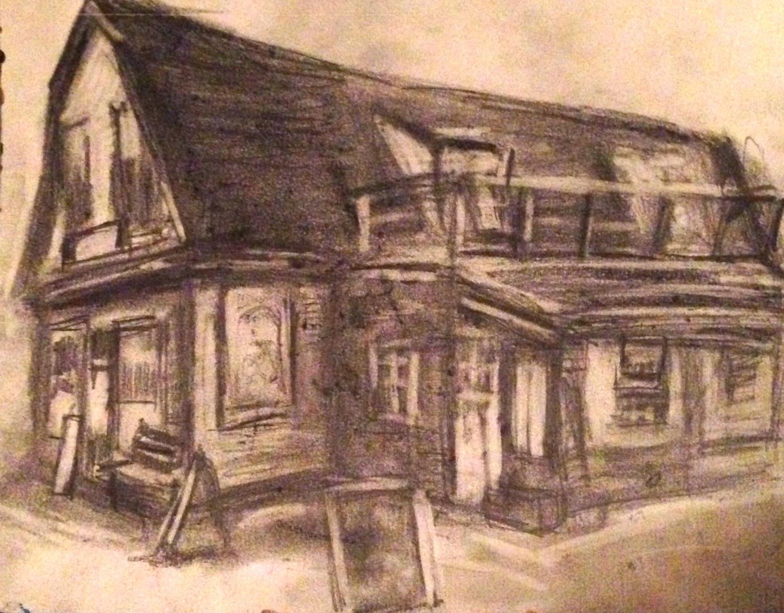 The Trailside Inn.  Stewart, P.E.I.