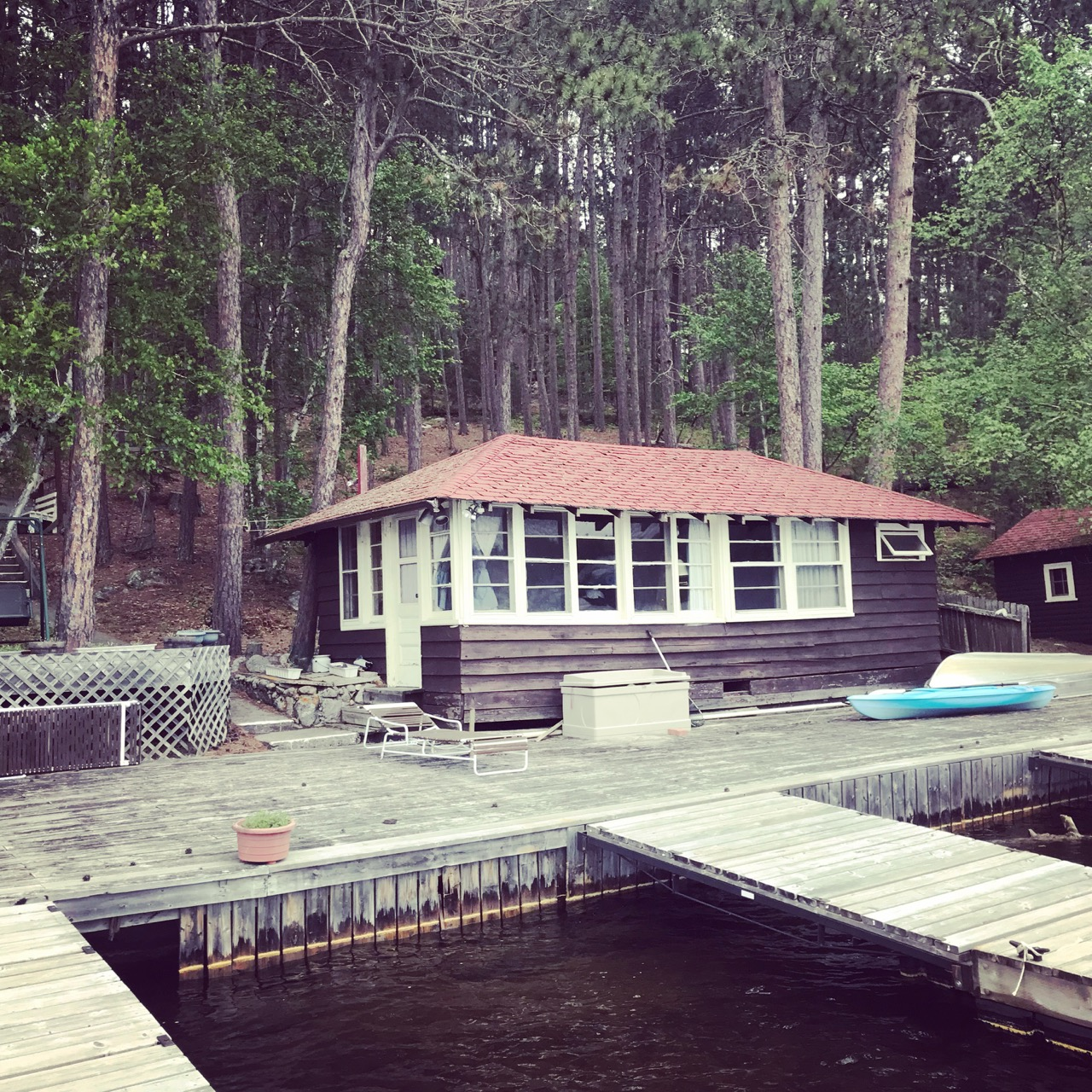 The Cabin on Granite Lake, Ontario