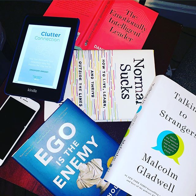 Weekend and Travel Reading....got too many options! #Read #SlowDown #Learn #Development #Growth