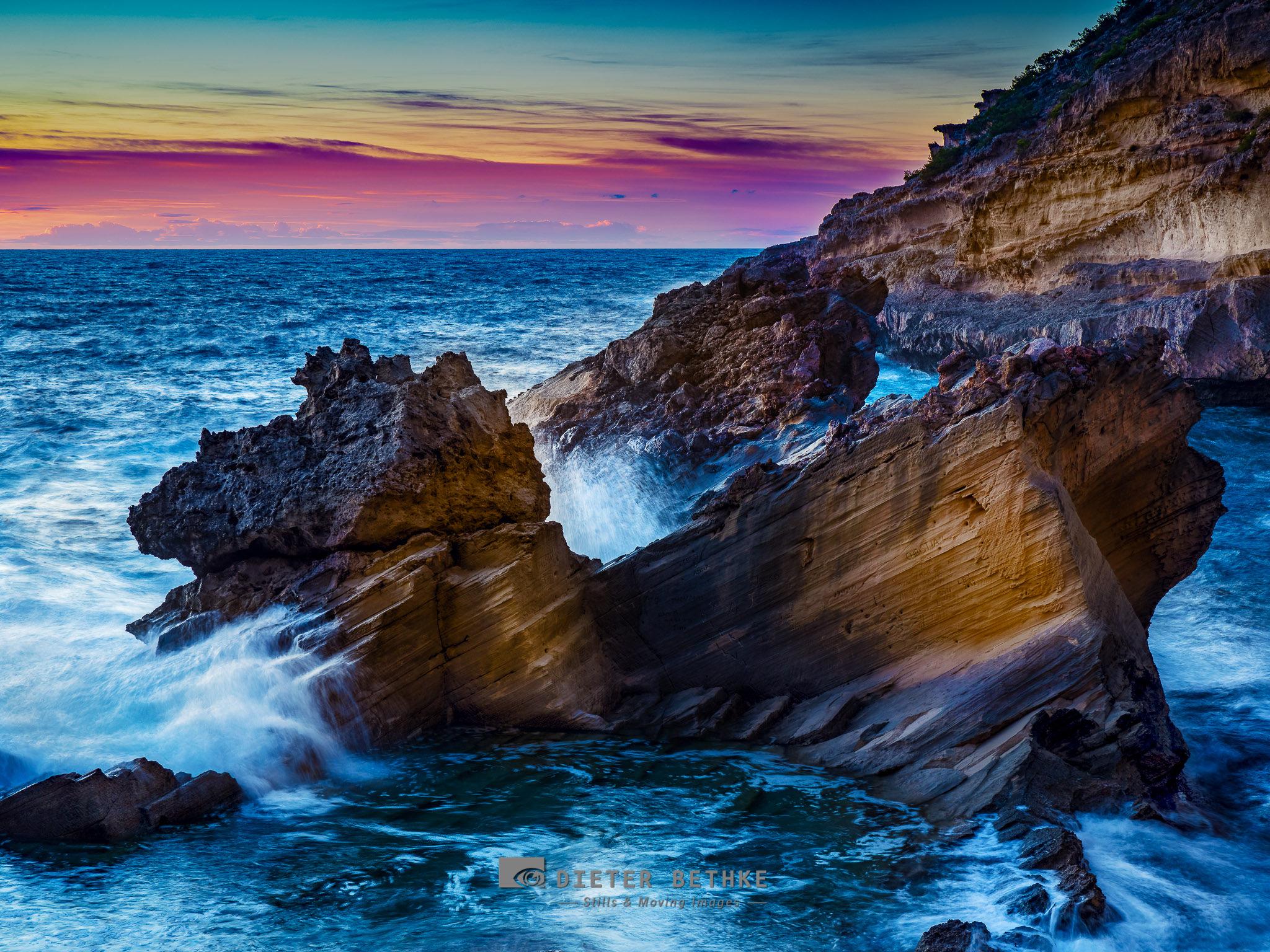 Crashing Waves at El Toro