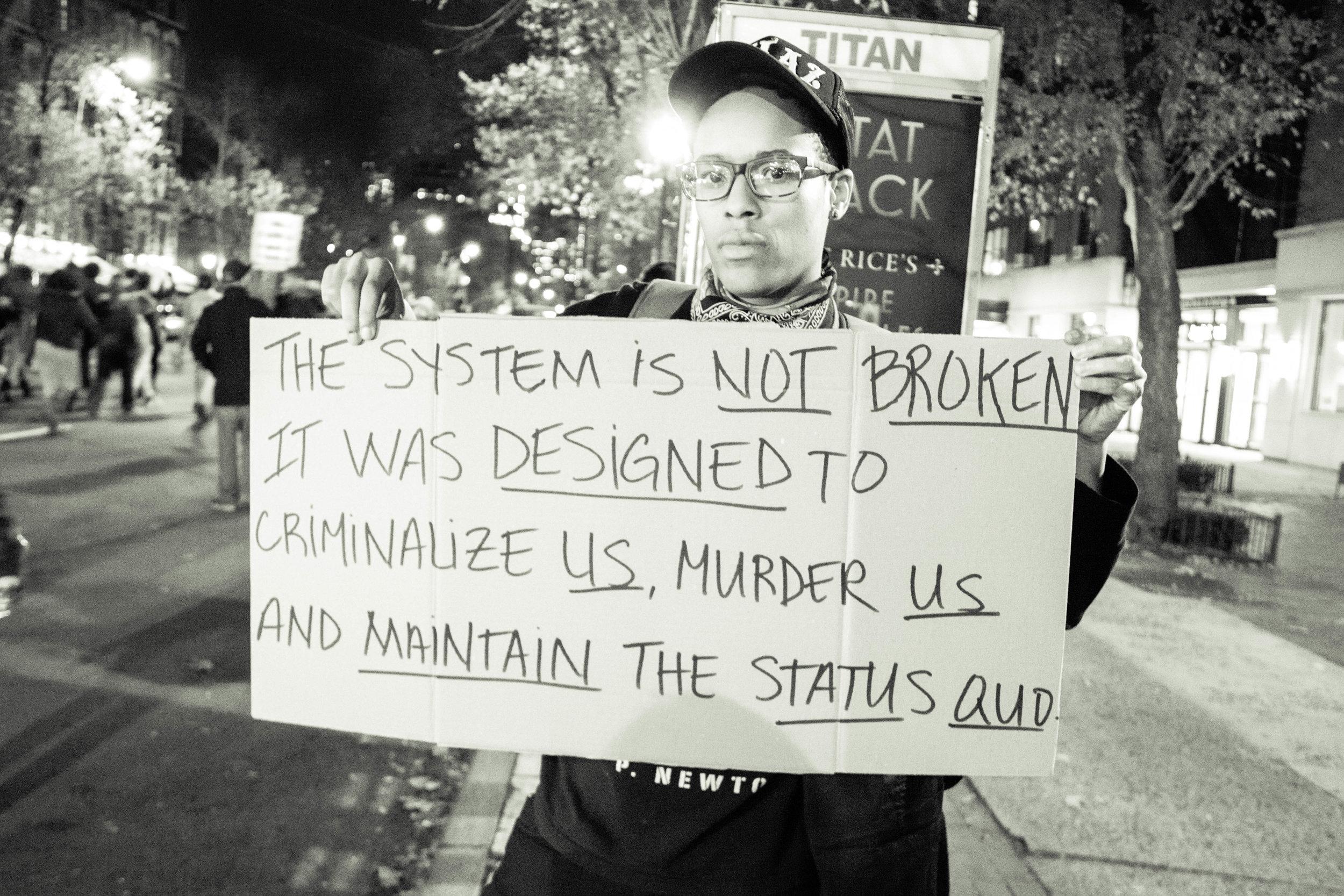 Black Lives Matter, New York, NY, February 2015
