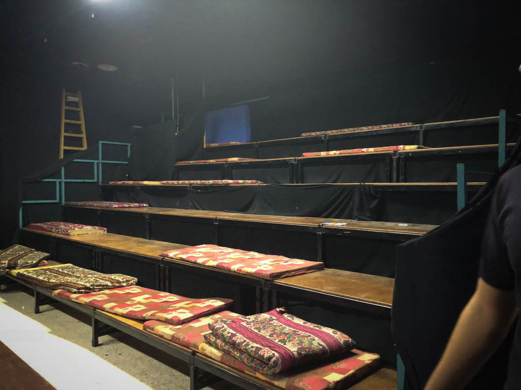 YES Theatre in Hebron