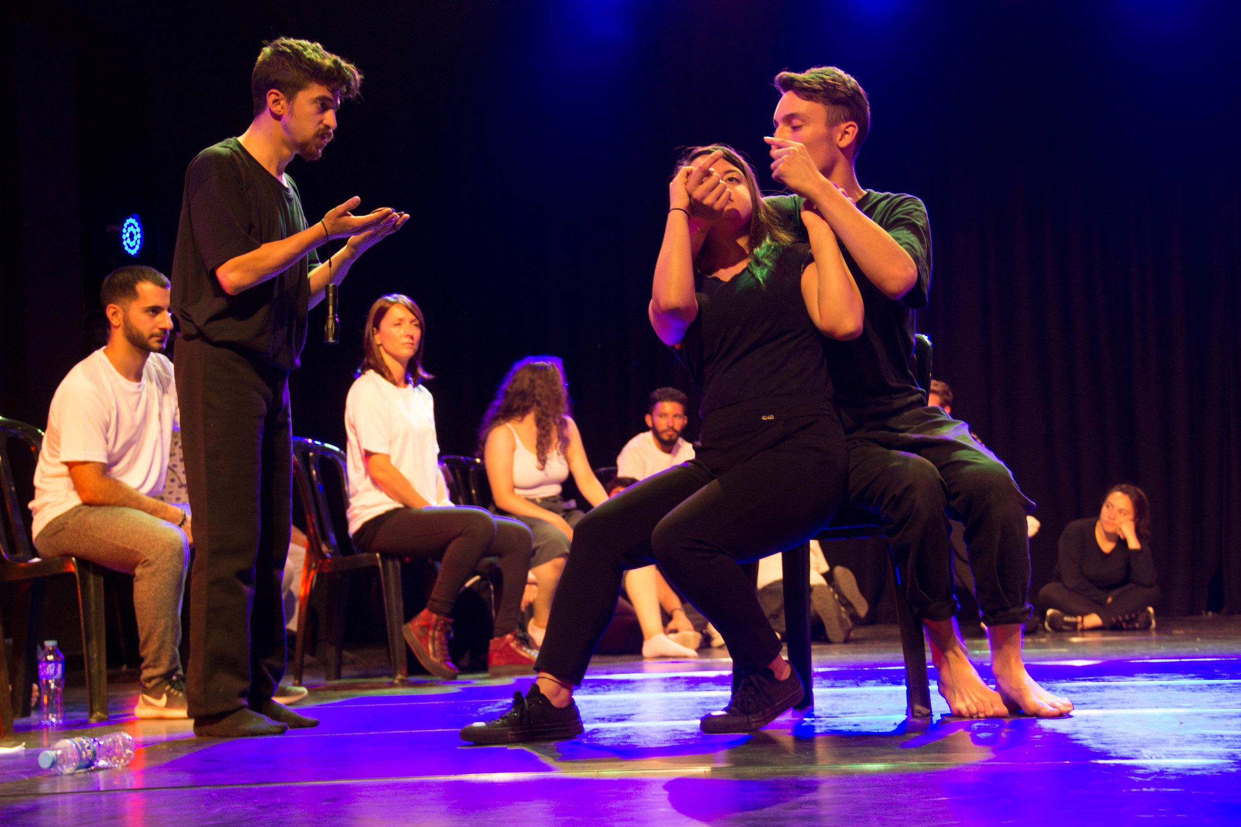 ASHTAR International Youth Theatre Festival in Ramallah