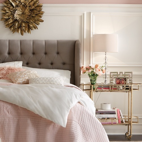 Glam Bedroom for THD