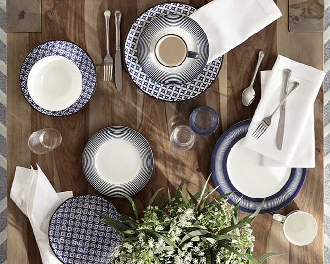 Patterned Tabletop for THD