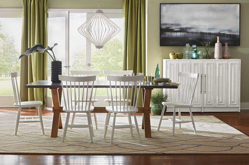 Transitional Dining for THD