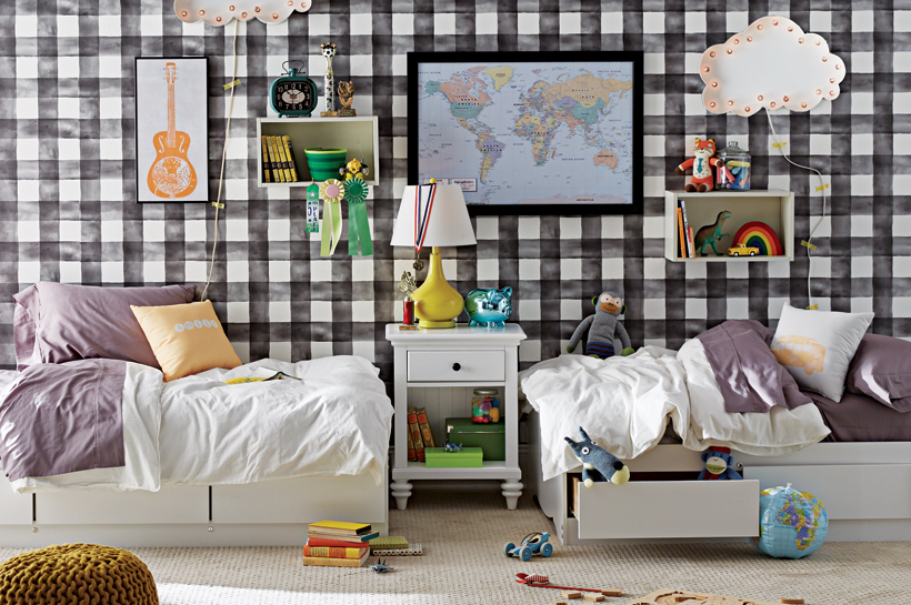 Kids Bedroom for THD
