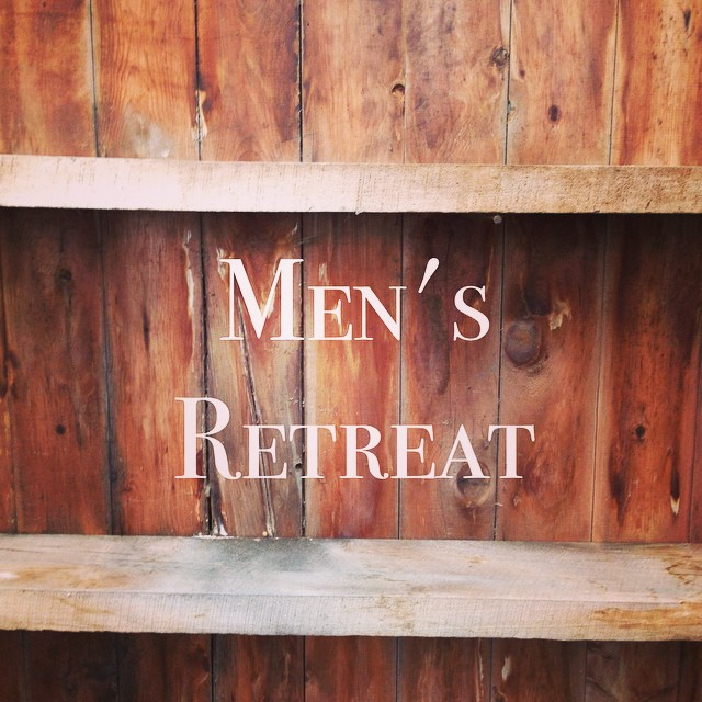 Look for Hopewood Men's Retreats as well.