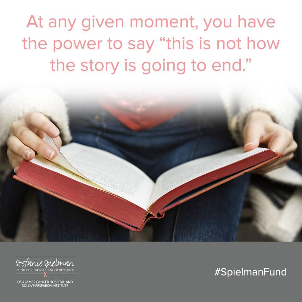 Pay it forward today. #SpielmanFund