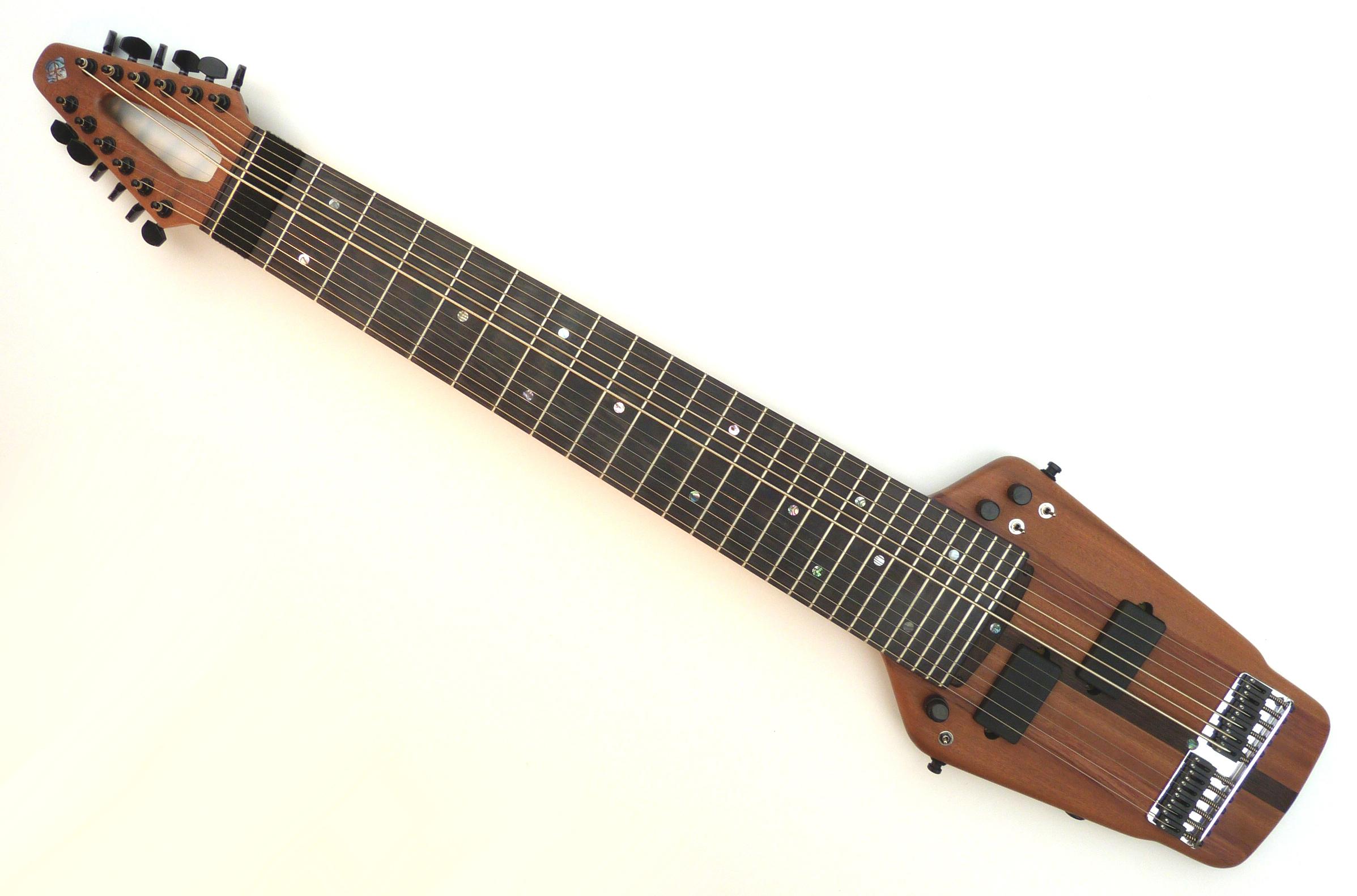 The Megatar 12-String Bass