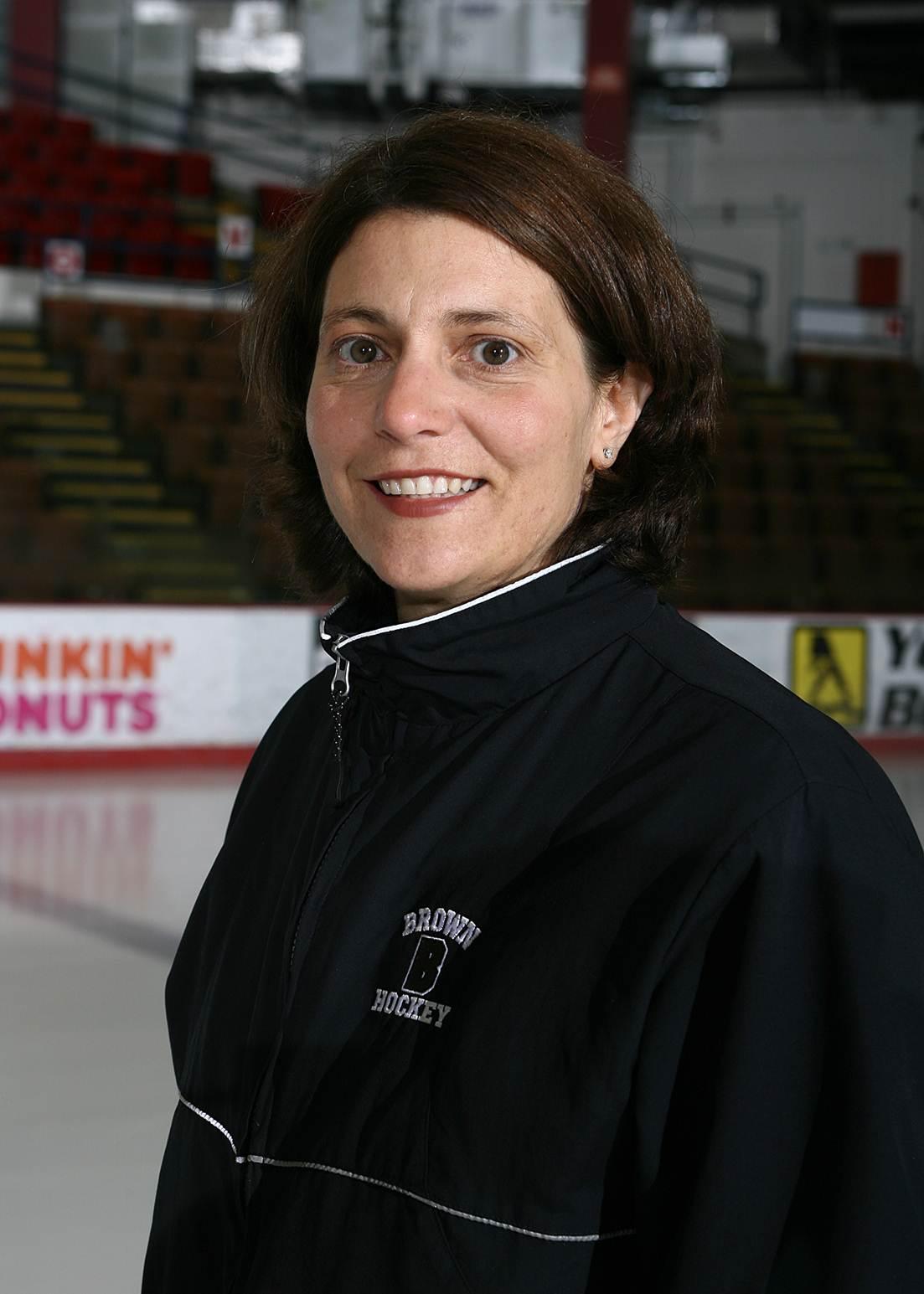Digit Murphy '83 Head Coach, Boston Blades