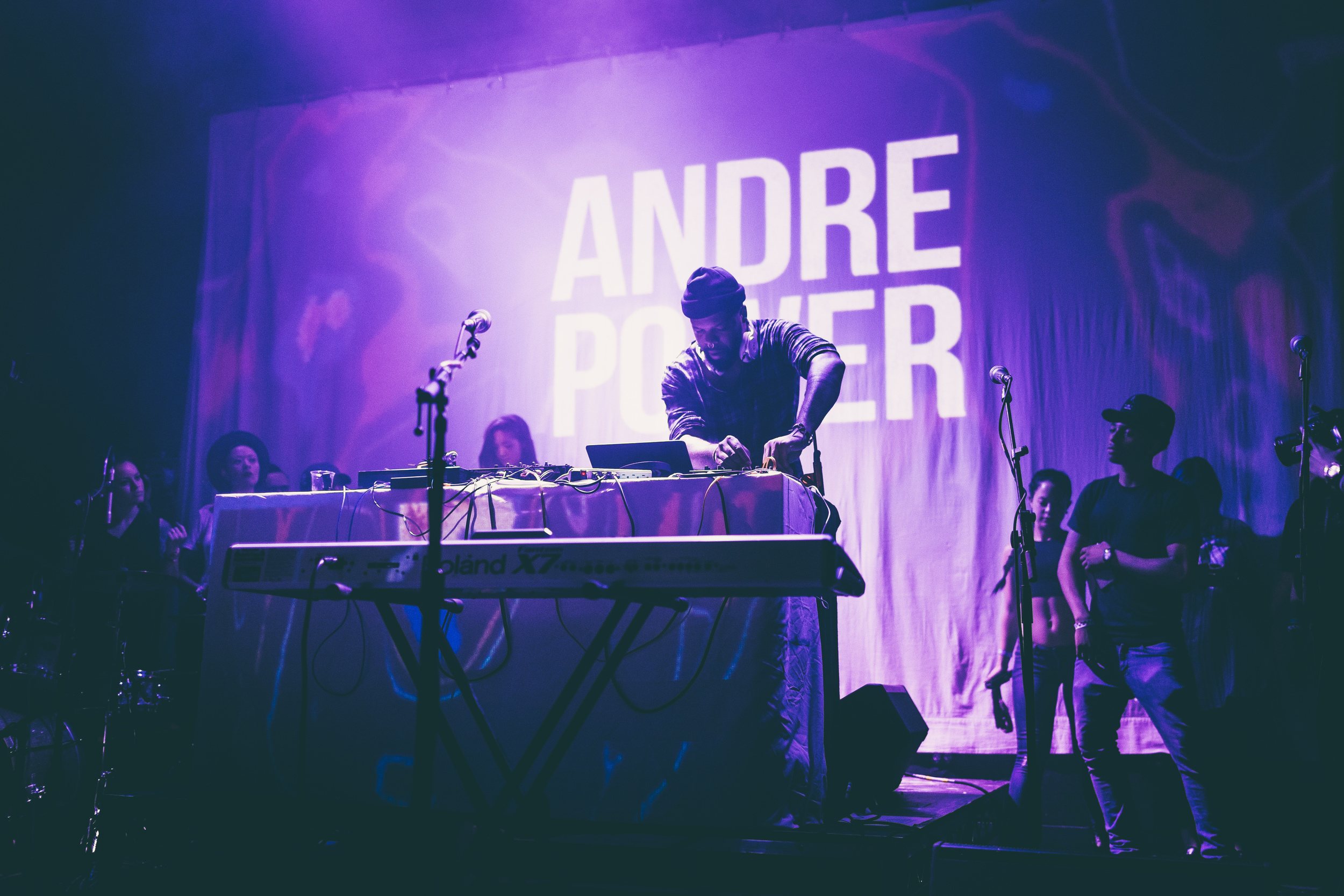 Andre Power