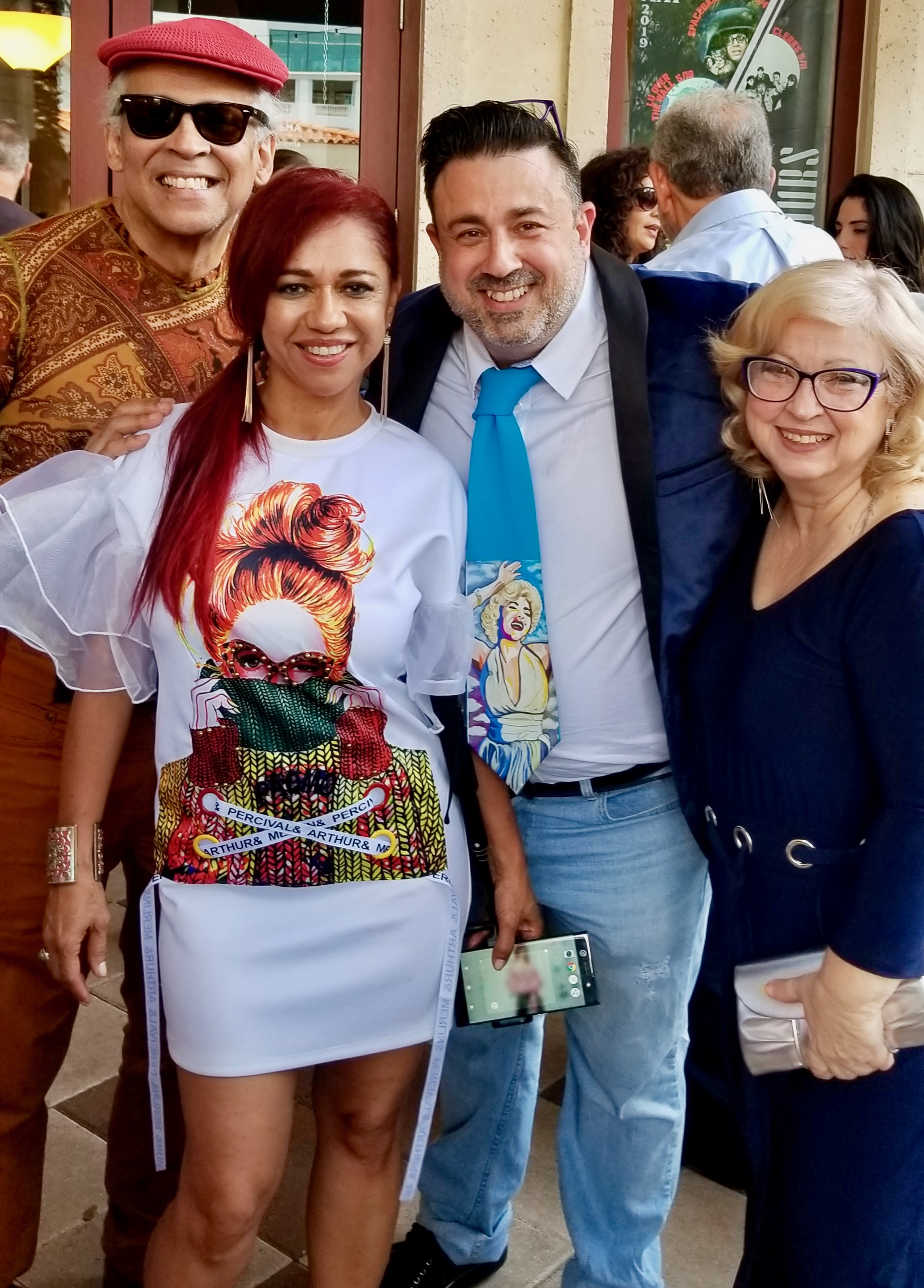 Aleida, Alexis madre y yo.jpeg