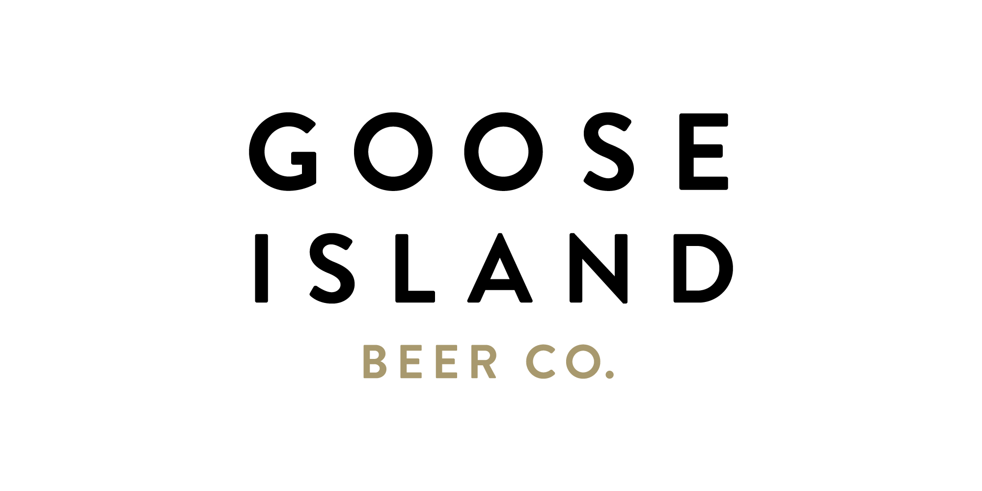Goose Island sponsor logo for Farm-to-Turntable event by Herban Produce of Chicago, Illinois.