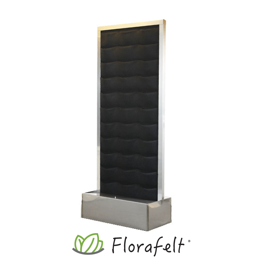 Florafelt Recirc 33-Pocket Free-Standing Self-Watering Living Wall System 6.jpg