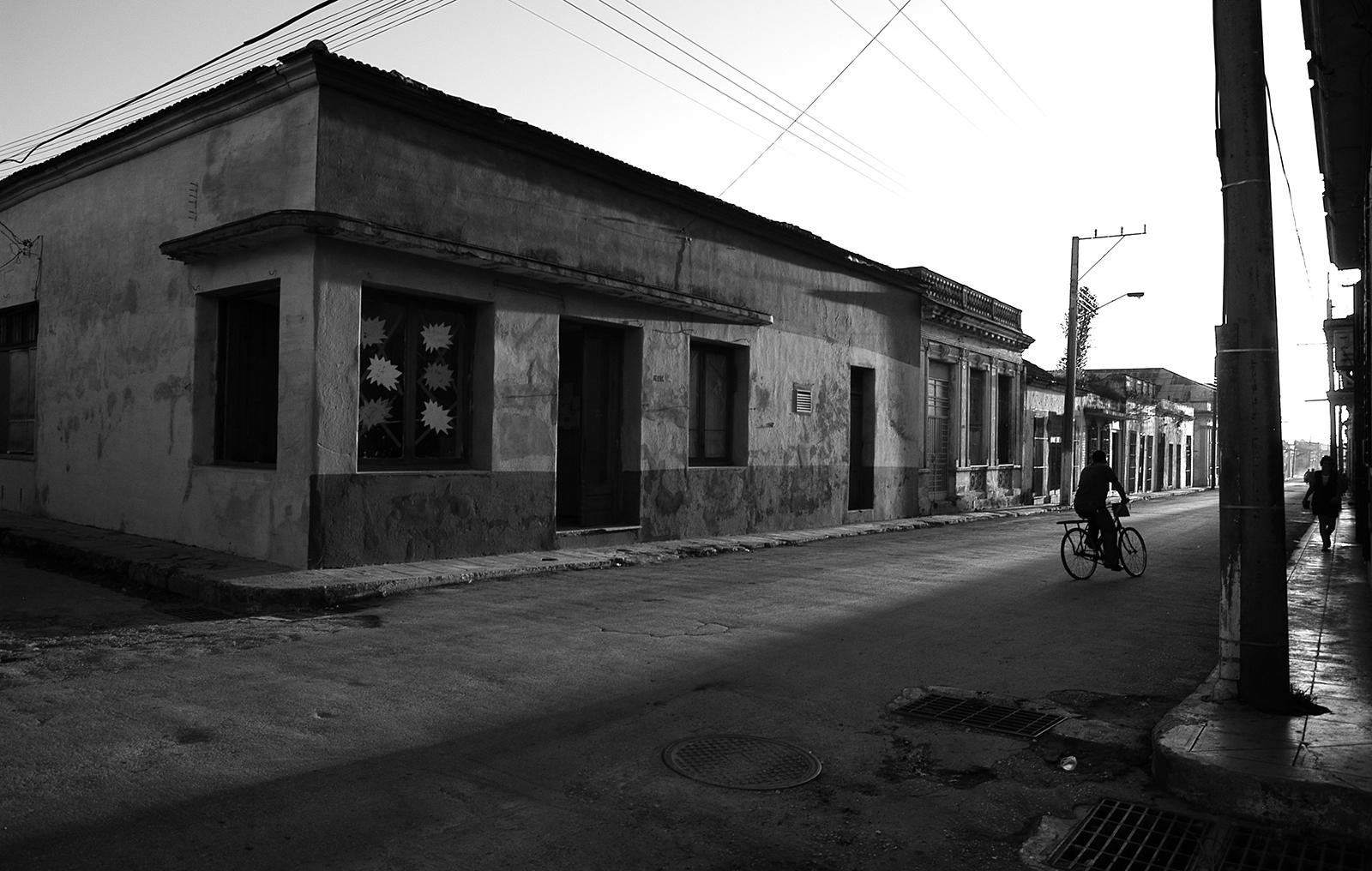 scenes in San Antonio de los Baños, Cuba