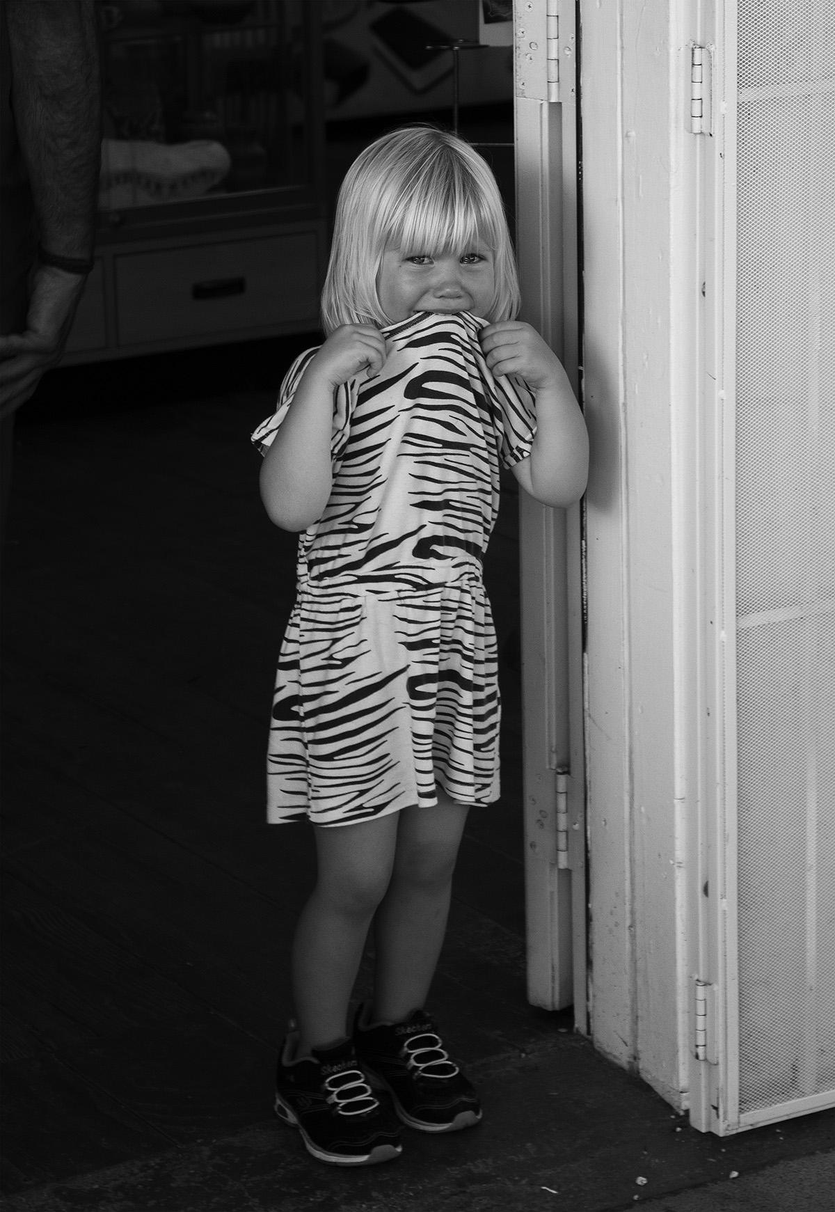 girl at Everglades. Florida, USA 2012
