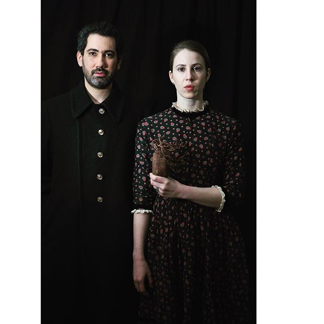 Gótico Cubano / American Gothic  moving from BW to color for a while 🌈  NY 2019