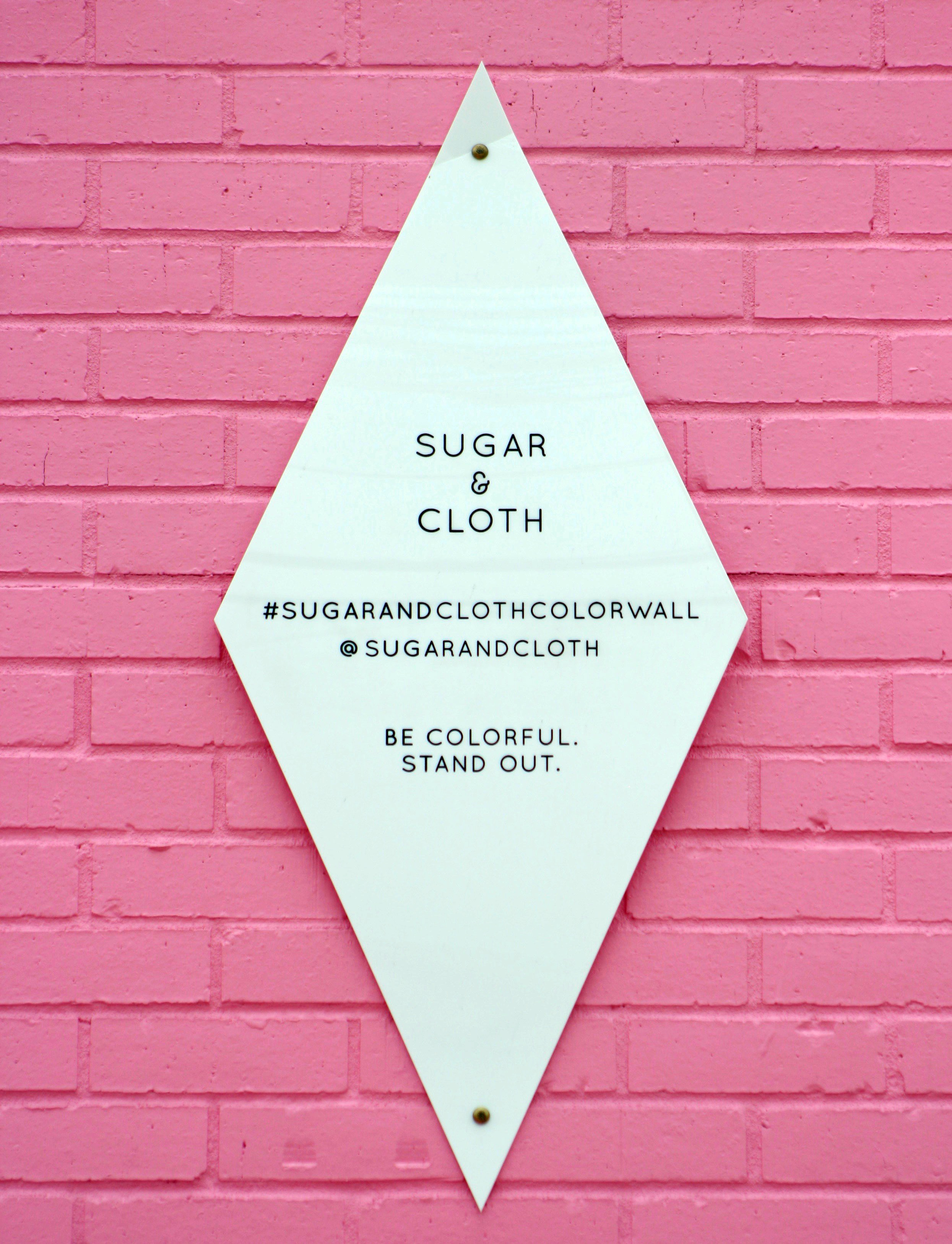 Sugar&Cloth color wall - Yomarianablog