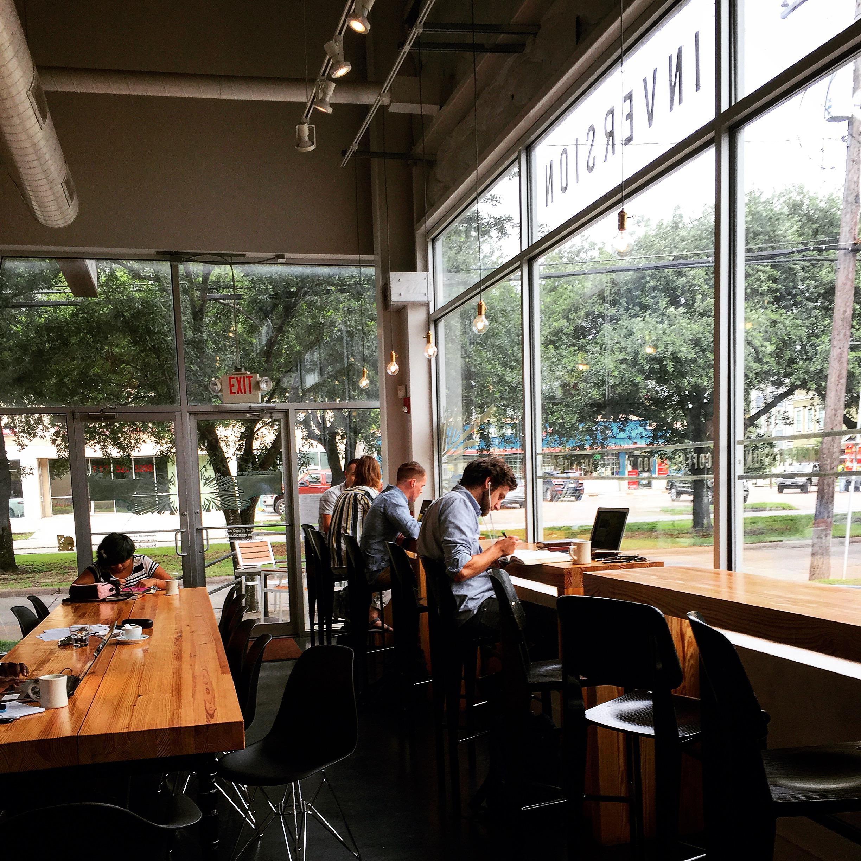 Inversion Coffee - Yo Mariana Blog