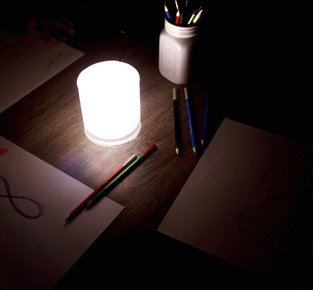 Luci light by MPOWERD brings hope to millions of families without electricity around the world.