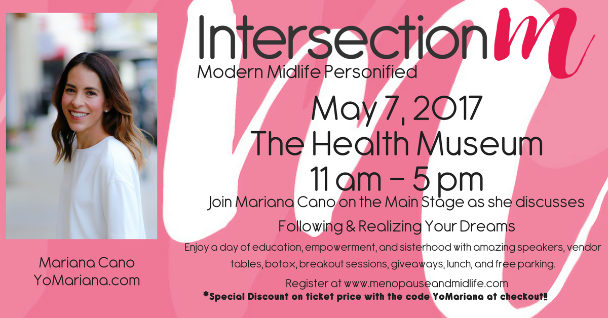 Join us at the Health Museum of Houston for a conference about Moments of truth at Midlife