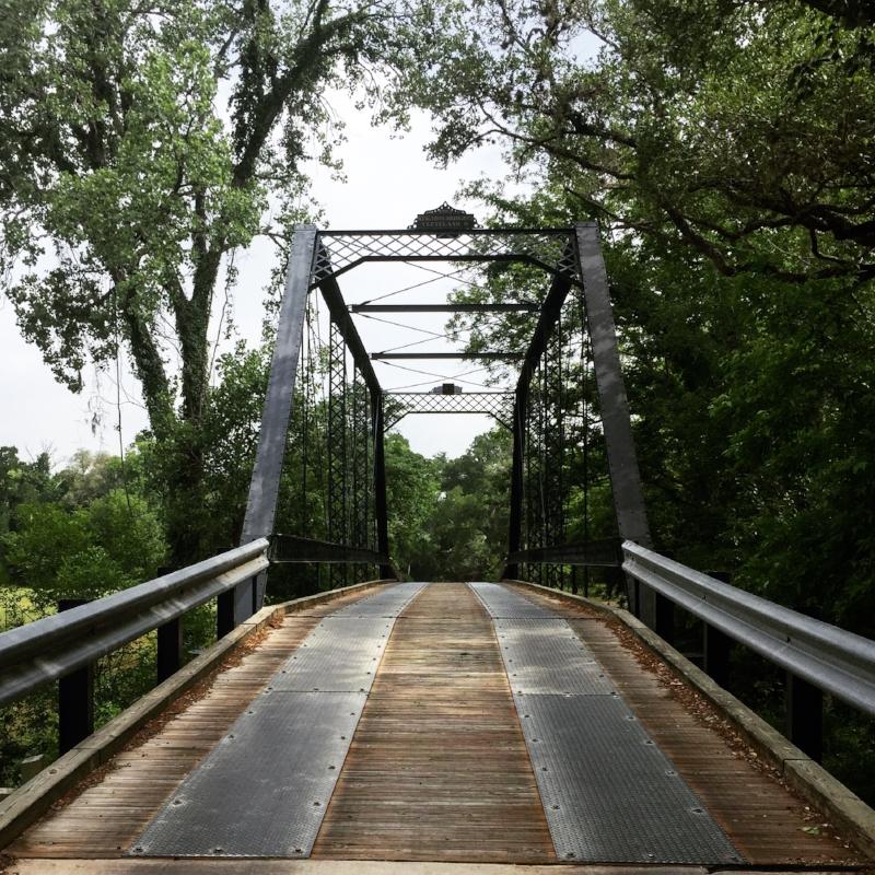 Piano Bridge, Shulenburg, TX