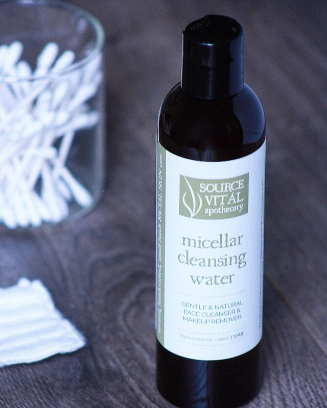 Agua Micelar - Source Vitál Apothecary