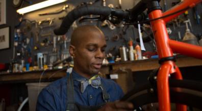 CHOCOLATE SPOKES - Small biz bike-maker in Denver