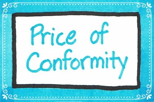 Price of Conformity