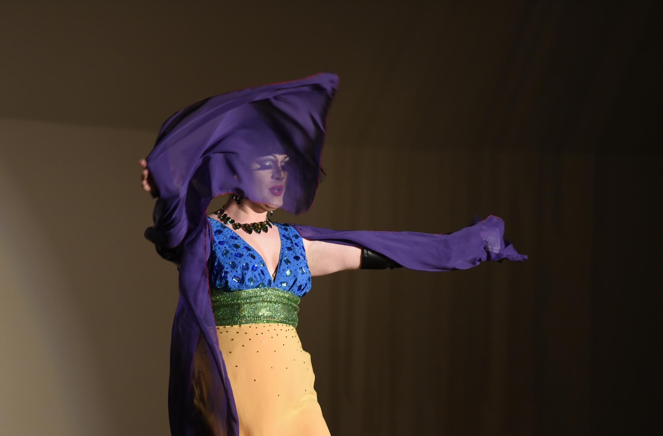 Bemidji State's Phoenix Club hosted a drag show at BSU.