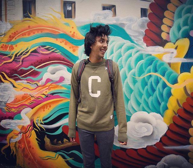 Just a cute @sonnymanjohnson San Fran's Chinatown. • • #sanfran #streetsofsf #sanfrancisco #chinatown #exploresf #wanderlust #adventure #travelpartner #sf #colors #nikon #wideangle #igerssf #bayarea #nikonphotography #travelgram #nikontop