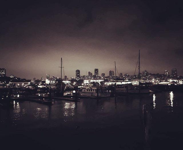 San Francisco view from Pier 39. 🖤 • • #pier39 #sanfran #sanfrancisco #nightscape #streetsofsf #sf #igerssf #travelgram #nikon #wanderlust #bayarea #exploresf #adventure #explore #nikonphotography #nikonworld_ #travel #seetheworld