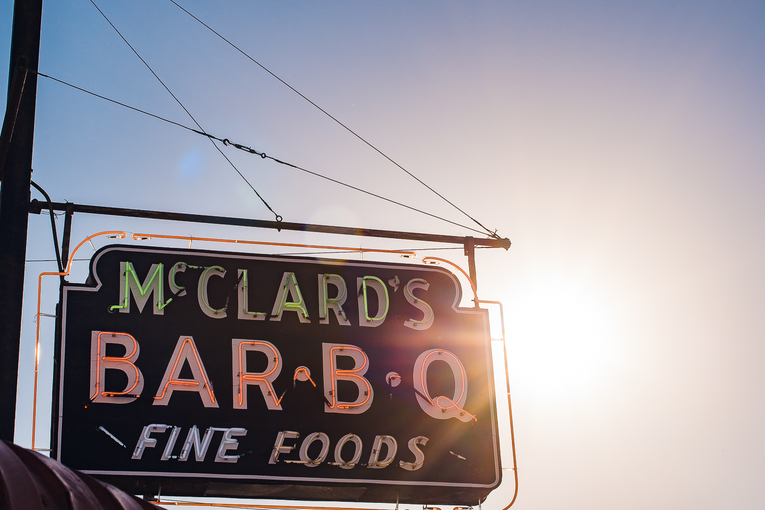 Truly the best BBQ anywhere