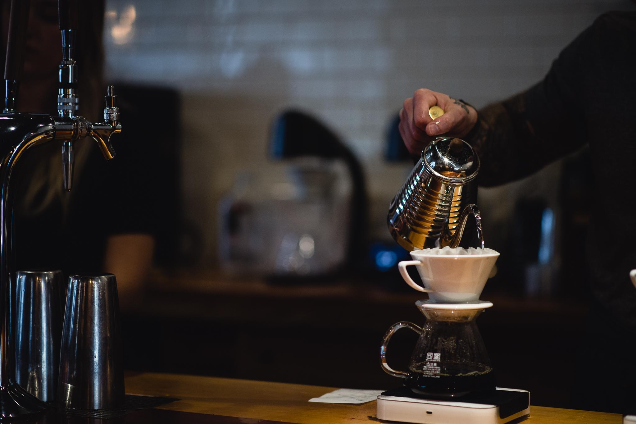 Onyx Coffee, Fayetteville