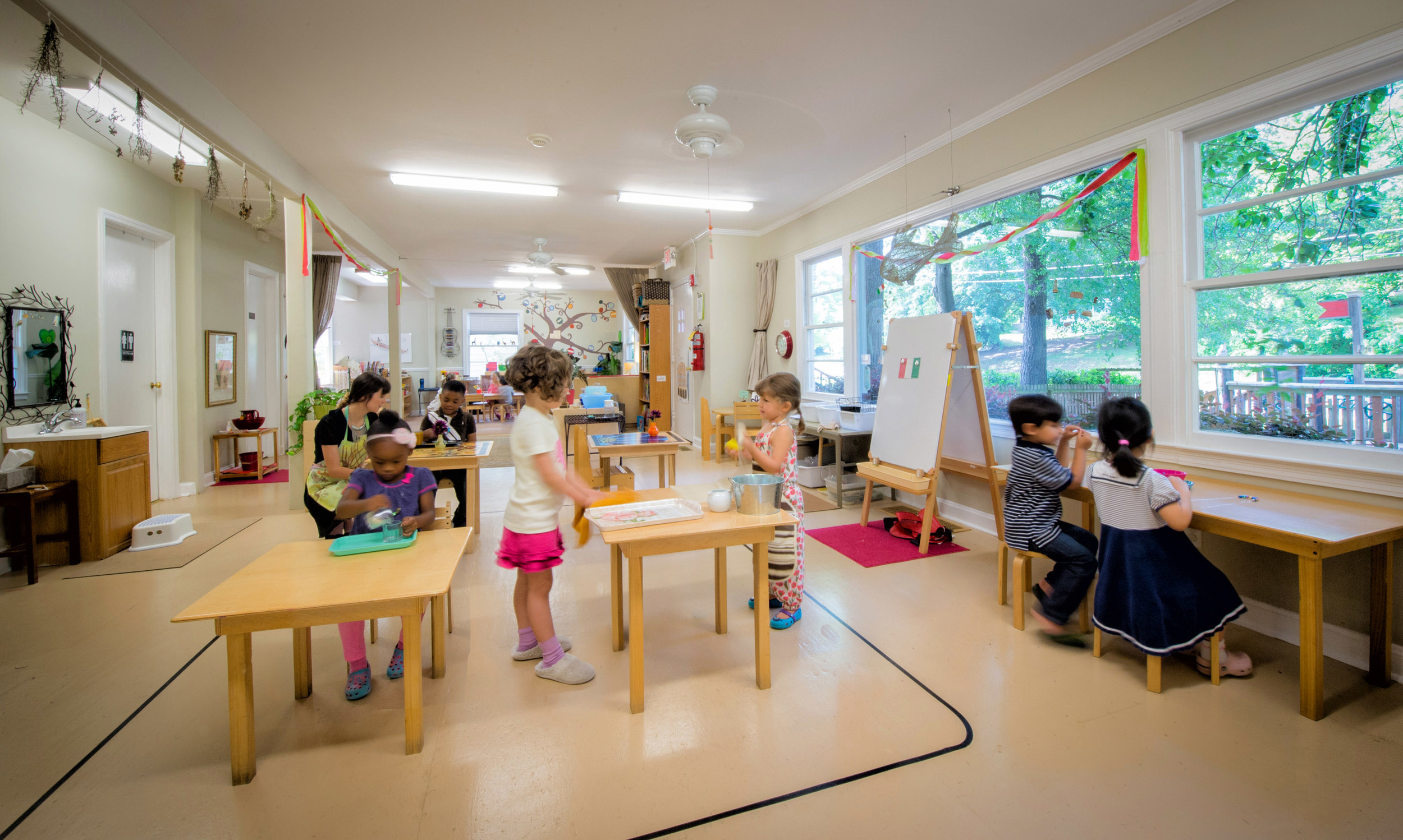 Carlisle Montessori Environment