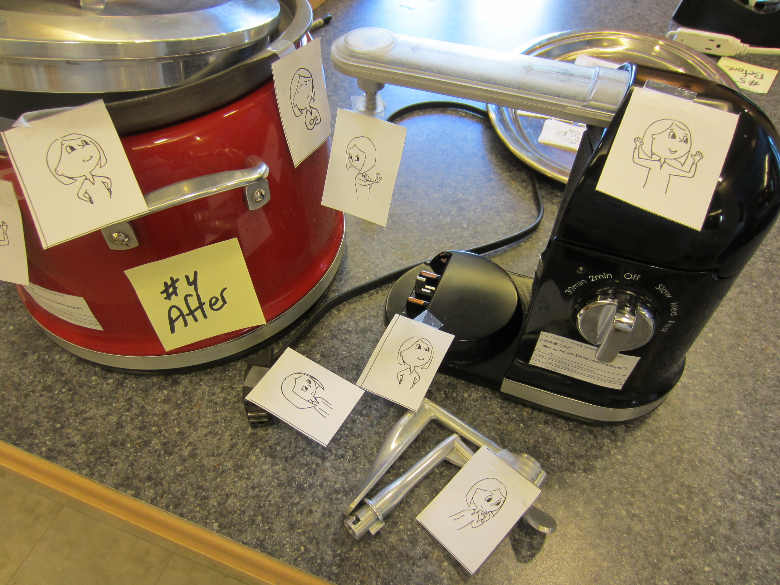 Multi-Cooker Usability Study 2