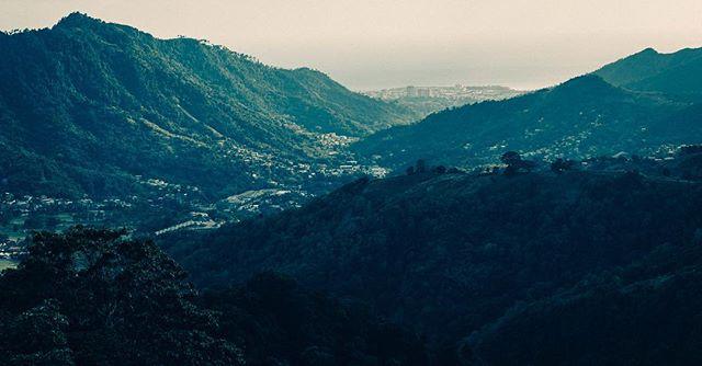 Island valleys in island mountains #Trinidad #TT #Caribbean #WestIndies #caribbeanlife #trini #photo #beautifuldestinations #nothingisordinary #exploreeverything #instagood #instamood #instatravel #beautiful #gorgeous #horizon #landscape #hills #sky #light #nature #photooftheday #travel #photooftheday #energy #VSCO #grain #vscoph #matviyenko #neontie